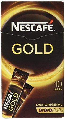 Nescafé Gold Original Löslicher Kaffee, Faltschachtel mit (10 x 2g)