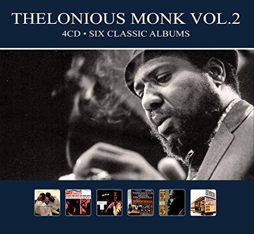 Thelonious Monk - Six Classic..