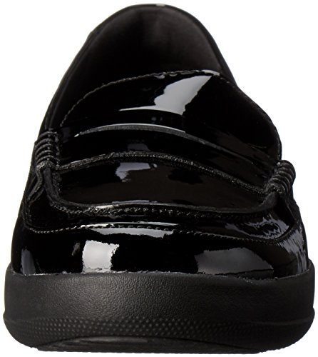 FitFlop Fsporty Tm Penny, Scarpe Low-Top Donna Nero (Black)