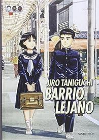 Barrio Lejano - Edición Definitiva par Jiro Taniguchi