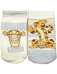 bc0c3c3d1ef3e Winnie The Pooh 2 Chaussettes Antid¡§ rapantes ~ 18-24 Mois (