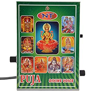 NT Puja 54 in 1 Voice Mantra Chanting Box