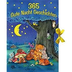 365 Gute Nachtgeschichten wattiert