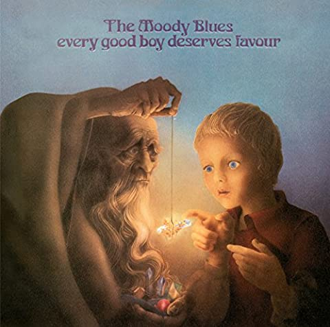 Moody Blues Cd - Every good boy deserves