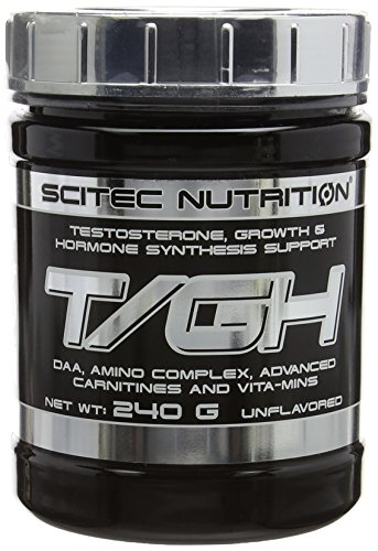 Scitec Nutrition Testosterone + Growth and Hormone Synthesis Support Powder - 240 g, Unflavoured