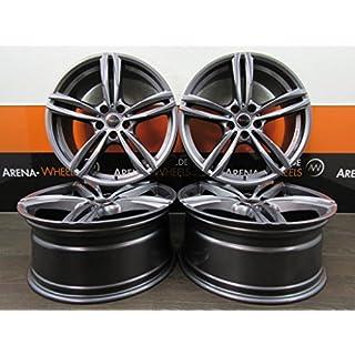 4 Alufelgen AVUS Racing AF15 18 Zoll passend für 5er G30 G31 7er G11 G12 8J ET30 5x112 AVUS NEU