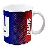 New York Giants NFL Official Crest Fade 11oz Mug