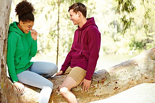 Fruit of the Loom Herren Sweatshirt 12208B Classic Olive