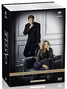 Castle - L'intégrale des saisons 1 à 4