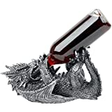 Nemesis Guzzler Dragon Wine Bottle Holder by Nemesis Now