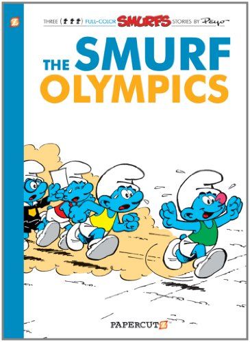 Smurfs #11: The Smurf Olympics, The
