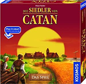 Kosmos  6930150 - Die Siedler von Catan - Play it smart