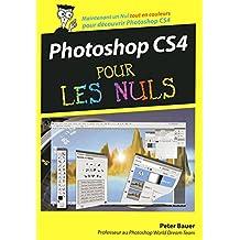 Photoshop CS4 Poche Pour les nuls