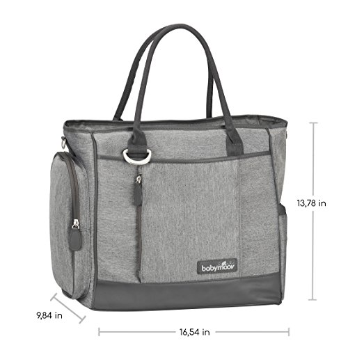 Babymoov Wickeltasche Essential Bag smokey - 2