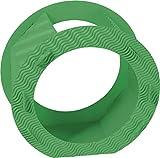 HEYDA Laternen-Zuschnitt, rund, gro , gr¸n VE = 1