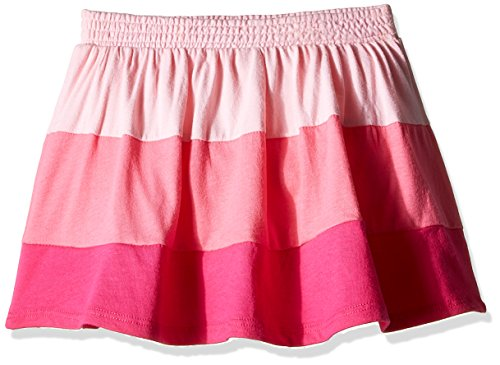 The Children's Place Baby Girls' Tiered Skirt (2062570_Pink Punch_12-18M)