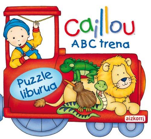 caillou-abc-trena-puzzle-liburua-caillouren-liburu-bereziak