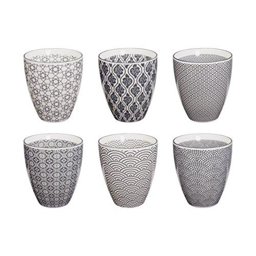 tokyo-design-studio-nippon-grey-cups-300-ml-set-of-6