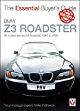 BMW Z3 Roadster: All Models Except M Roadster 1995 to 2002