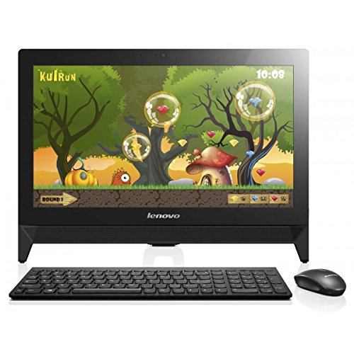 Lenovo C2000 19.5-inch All-in-One Desktop (Celeron N3050/2GB/500GB/Windows 10 Home/Integrated Graphics)