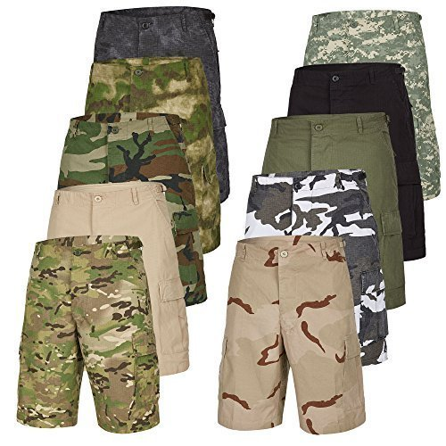Urbandreamz US Army Ranger Shorts Urban - M -