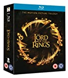 The Lord of the Rings: The Motion Picture Trilogy [Blu-ray] [3Blu Rays+3 DVD's] [2017]