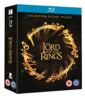 Lord of the Rings: Trilogy Complete Box [3 Blu-Ray + 3 DVD] [Import anglais] [Import italien] (B001SEQKJ2) | Amazon price tracker / tracking, Amazon price history charts, Amazon price watches, Amazon price drop alerts