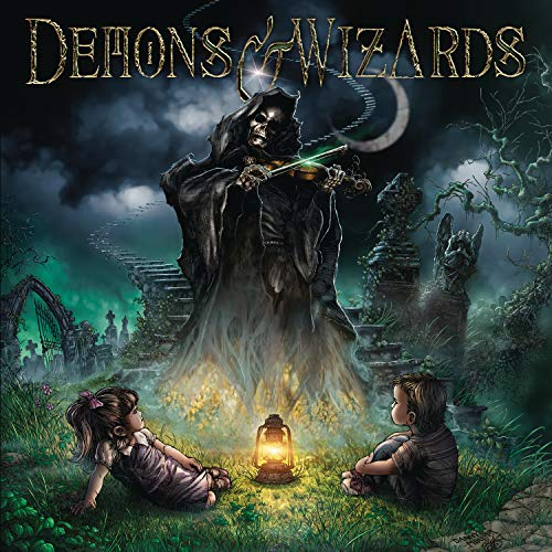 Demons & Wizards: Demons & Wizards (Remasters 2019) (Ltd. CD Digipak in Slipcase) (Audio CD)