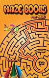 Maze Books for Kids: Circular Mazes (age 4-8) (Maze books for Kids, maze books, maze books for kids ages 4-8, maze books for children, maze book for 5 year olds): Volume 4