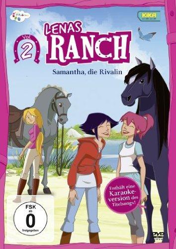 Staffel 1, Vol. 2: Samantha, die Rivalin