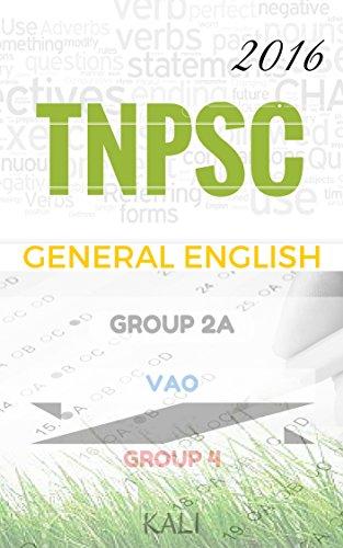 Tnpsc General English Pdf