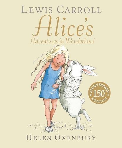 Alice's Adventures in Wonderland. 150th Anniversary Edition par Lewis Carroll