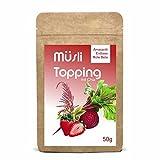 Müsli Topping - Amaranth Erdbeer Rote Bete 50 g