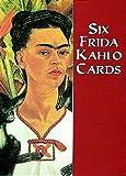 Six Frida Kahlo Postcards (Dover Postcards)