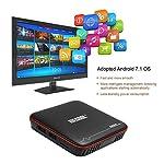 Kreema-M8S-Pro-W-Smart-WiFi-TV-Box-Android-71-Contrle-de-la-Voix-Soutien-Amlogic-S905W-Quad-Core-2Go-16Go-4K-Ultra-HD-Media-Player-avec-tlcommande
