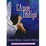 L'ange Indigo : Avec 44 cartes Oracle