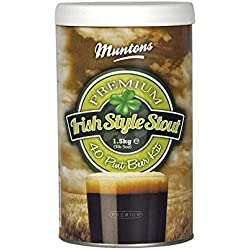 Kit Cerveza Irish Stout - Muntons Premium