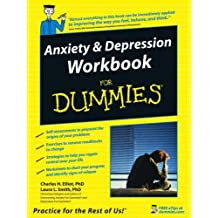 Anxiety and Depression Workbook for Dummies (US Edition) by Charles H. Elliott (2005-11-08)