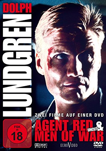 Agent Red/Men of War [2 DVDs]