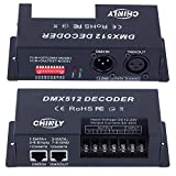 4 Channel 20A RGBW DMX 512 LED Decoder Controller DMX dimmer use for DC12-24V RGBW RGB LED light