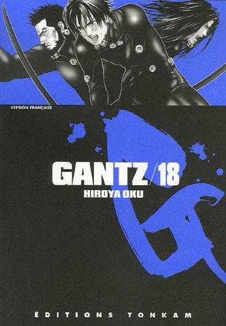 Gantz Vol.18