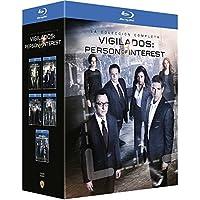 Vigilados (Person Of Interest) - Temporada 1-5