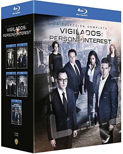 Vigilados (Person Of Interest) - Temporada 1-5 (Serie Completa) [Blu-ray]