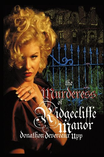 The Murderess of Ridgecliffe Manor Cover Image