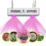 LED Wachsen Licht CE Zertifizierung Full Spectrum Grow Light 300W LED Pflanzenlampe wachsen für Zimmerpflanzen Gemüse und Blumen