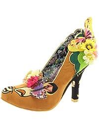 Irregular Choice Hyah-Bambi, Zapatos de tacón con Punta Cerrada para Mujer