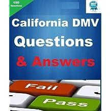 The California DMV Written Driver Test Q&A (English Edition)