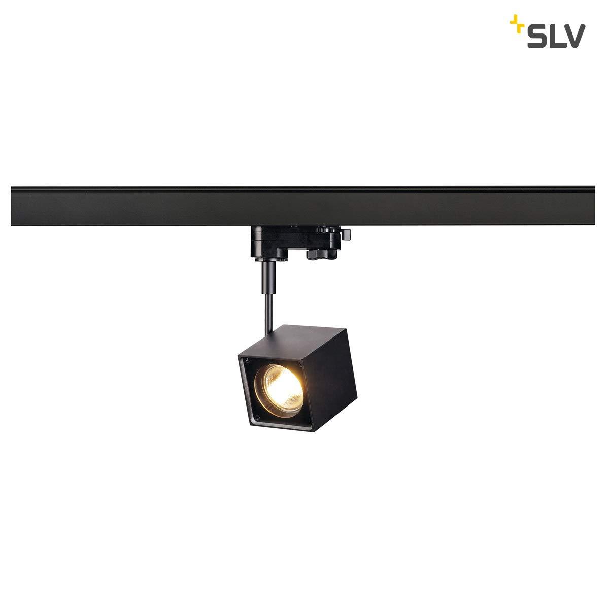 slv binario  SLV, Faretto per illuminazione su binario, forma quadrata, incl ...