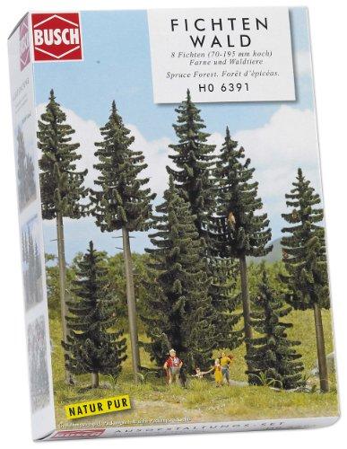 Busch 6391 - Fichten-Wald Preisvergleich