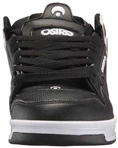 Osiris Peril Synthétique Chaussure de Basket Blanc